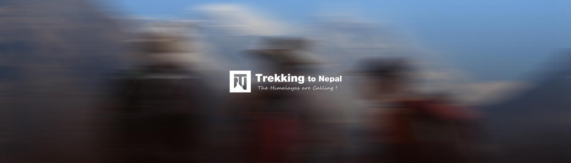Trekking to Nepal