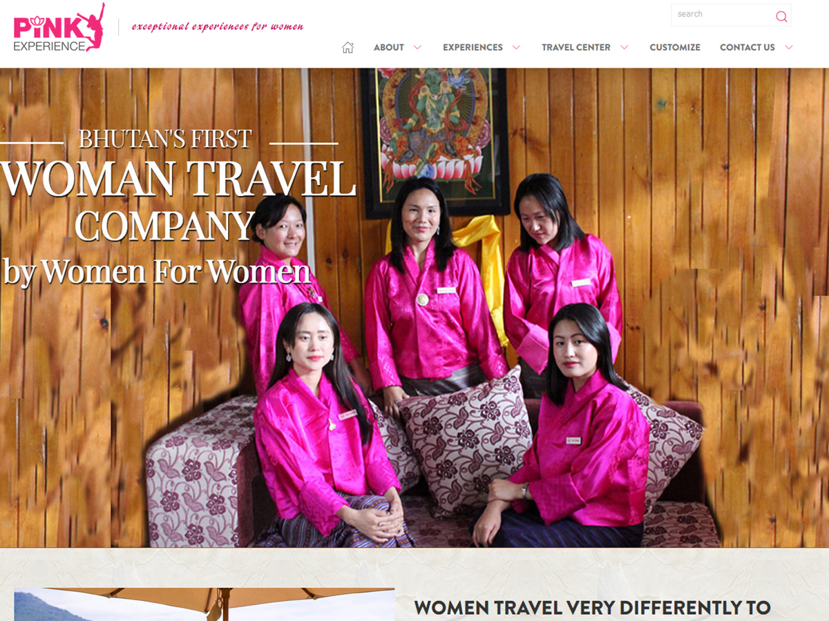 Pink Experience Bhutan
