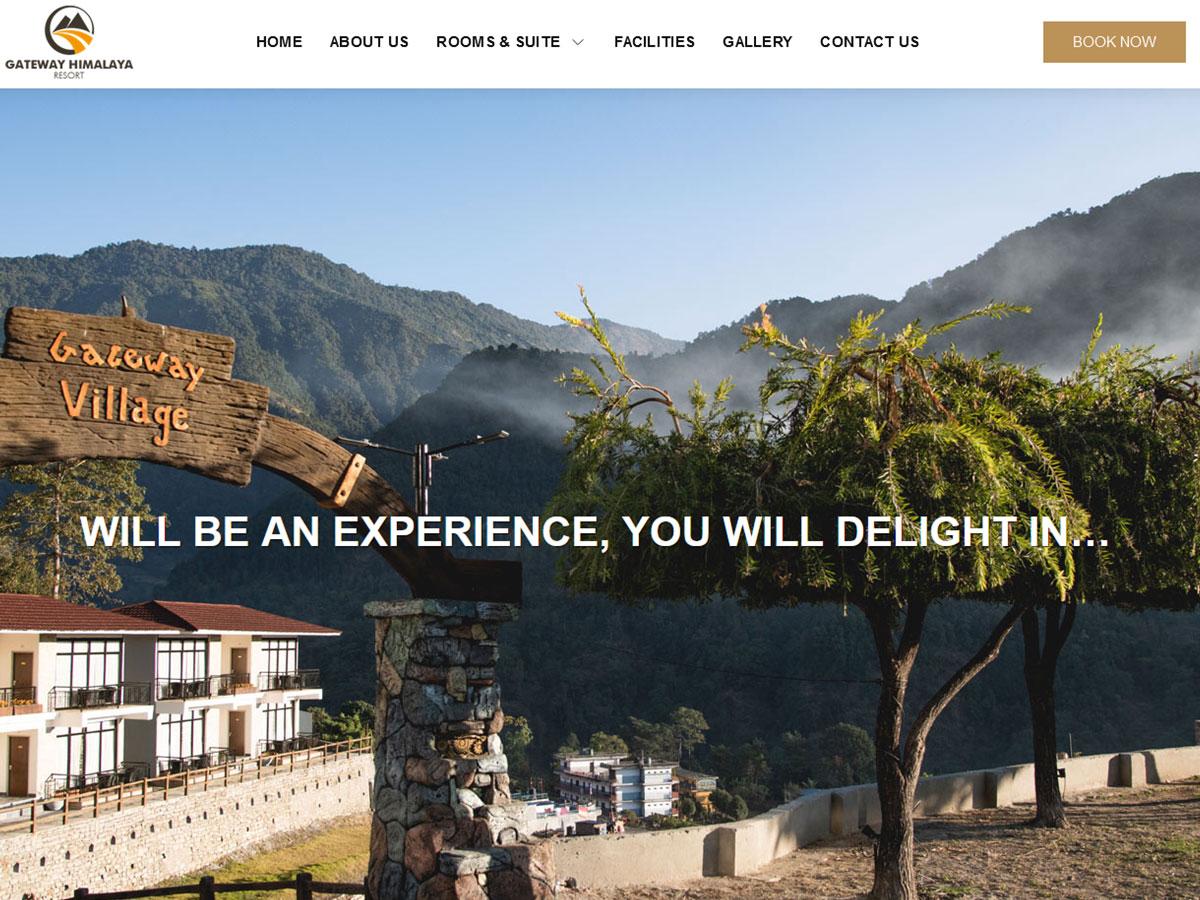 Gateway Himalaya Resort