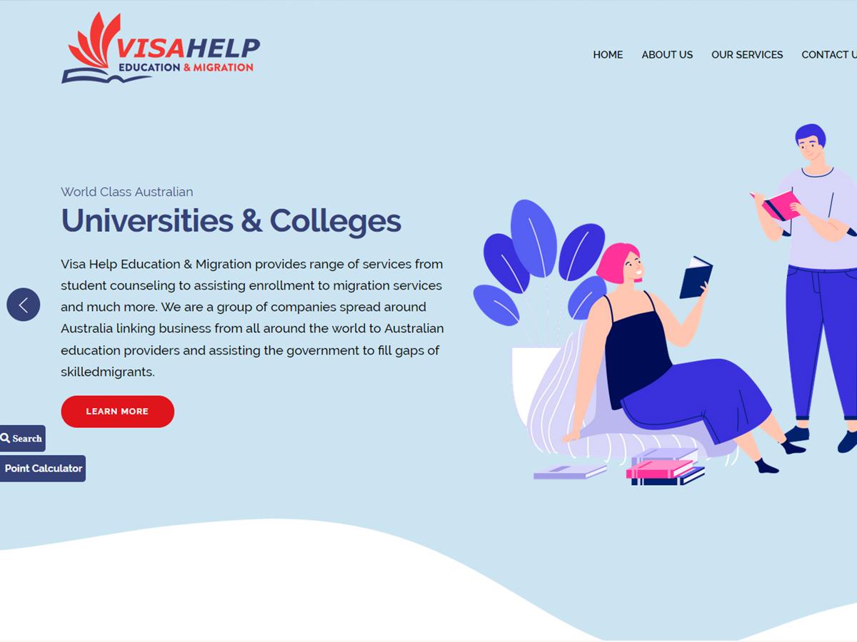 Visa Help Education & Migration
