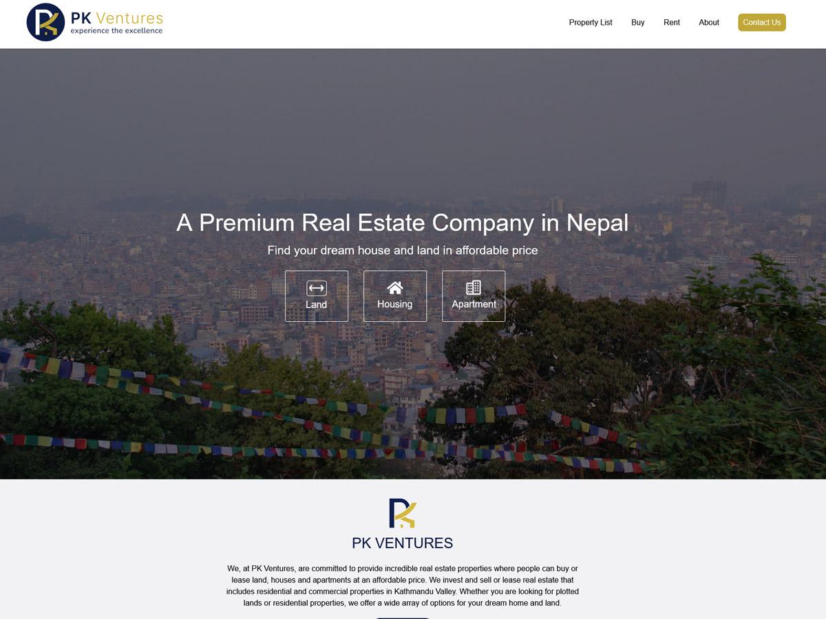 PK Ventures Pvt. Ltd.