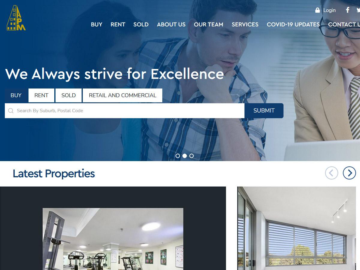 Advanced Properties Management