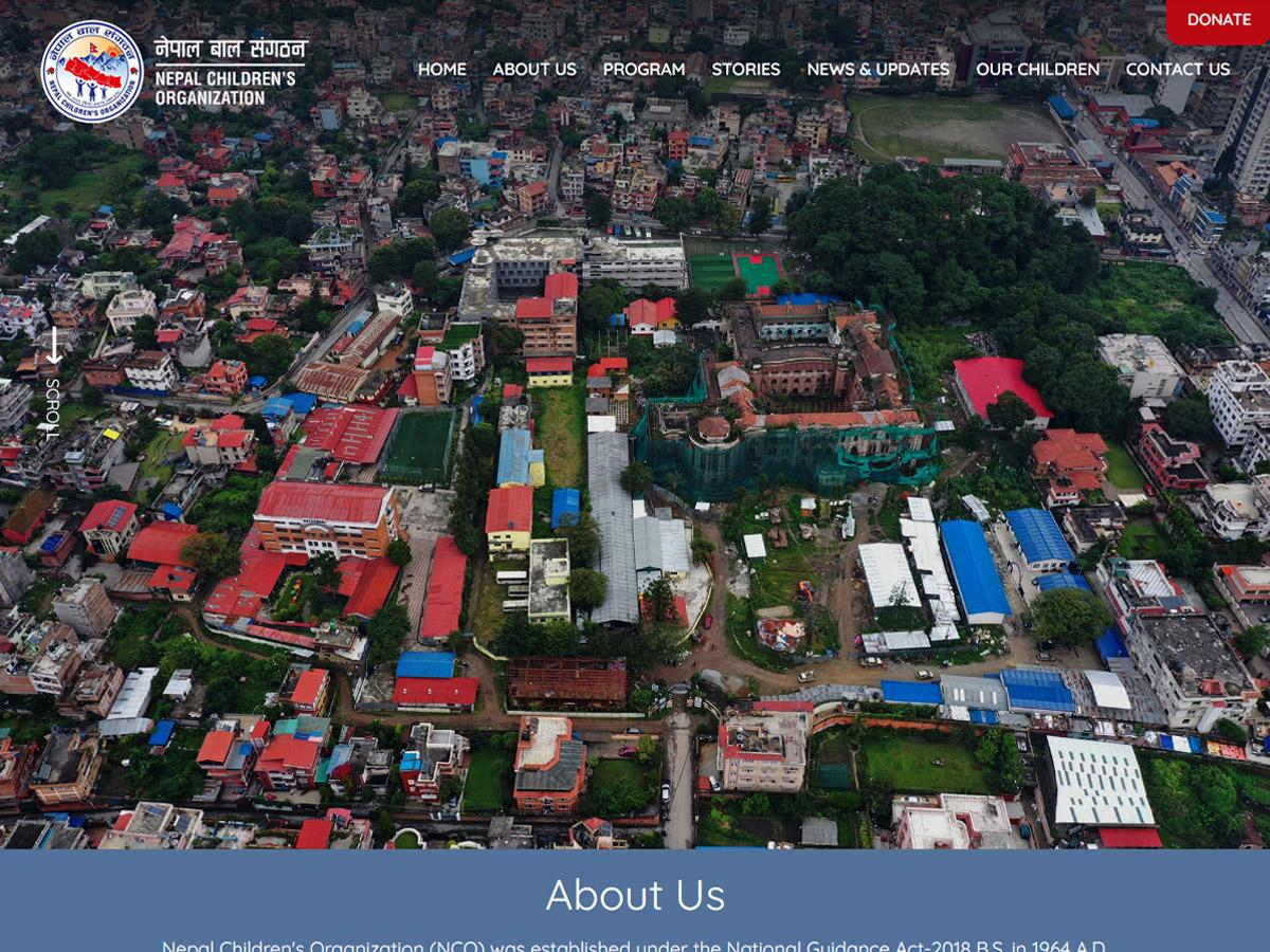 Nepal Children's Organization (NCO)